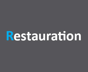 Texte restauration